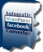 Automatic WordPress Facebook Converter