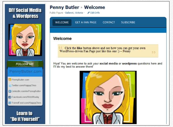 WP Fan Page Pro Webwooky