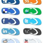 Super Cool Social Media Icons