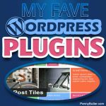 My Top 30 WordPress Plugins