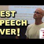 Animal Holocaust – Speech – Gary Yourofsky