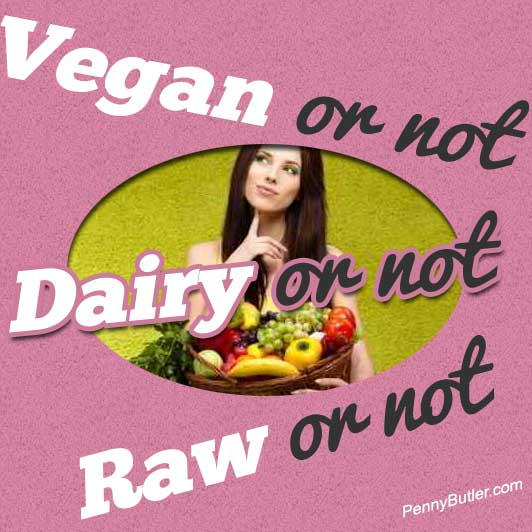 Vegan Raw Dairy or not