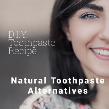 D.I.Y. Toothpaste Recipe (bicarb, seasalt, vinegar)