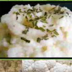 Mashed Cauliflower (Raw or Vegetarian)