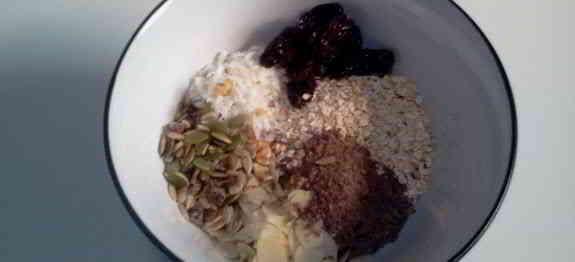 oats-fruit-coconut-seeds