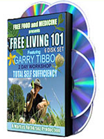 Free Living 101 6 disk DVD set