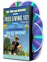 Free Living 101 6 disk DVD set