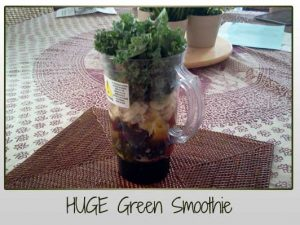 Huge Green Smoothie