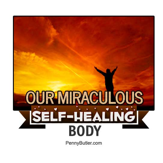 Our Miraculous Self-Healing Body and how to Reverse Modern Day Cell Damage