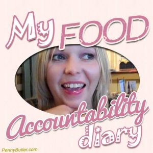 Accountability Food Diary