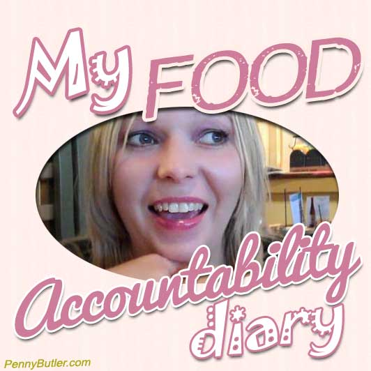 Accountability Food Diary