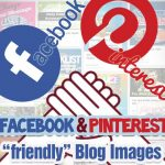 Facebook & Pinterest Friendly Blog Post Images