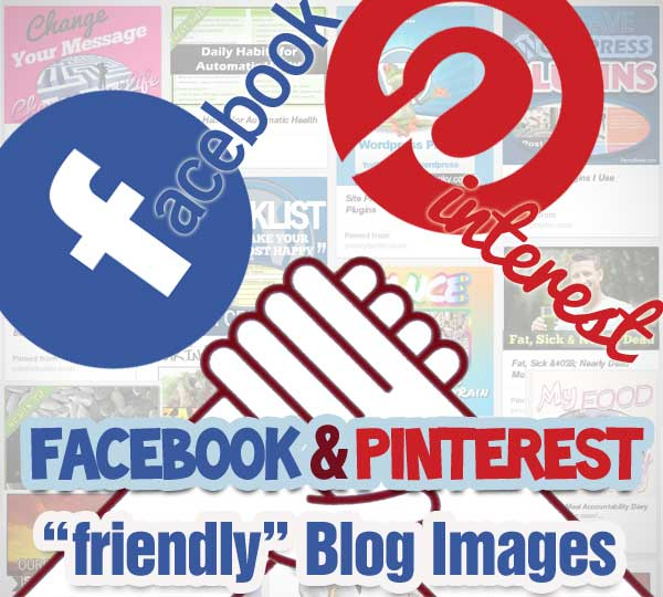 Quick guide to re-marketing old posts: Facebook and Pinterest friendly Blog post images