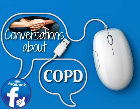 Conversations about COPD (No Cure for COPD)