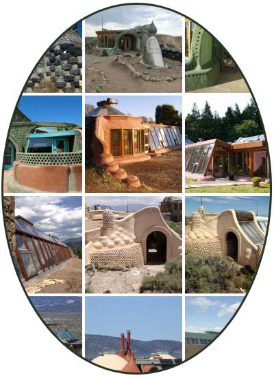 Earthship Gallery