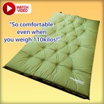Self Inflating Mattress - Double (MAT2)