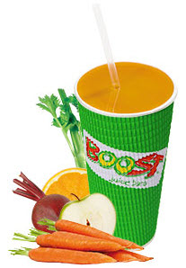 Two & Five Juice from Boost Juice