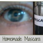 Homemade Mascara