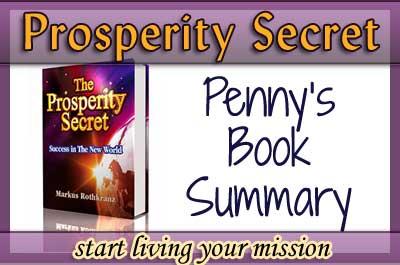 Prosperity Secret Notes Markus