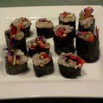 Chia Tuna Sushi Rolls