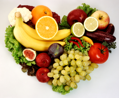 LOVE whatever you are eating, to get the health benefits