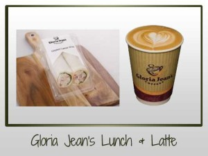 gloria jeans lunch latte