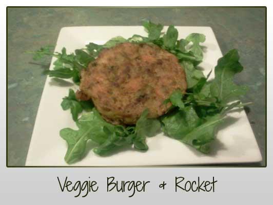Veggie Burger Week [Food Diary Apr 14]