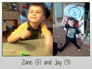 Zane and Jay