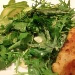 Chicken Salad and Avocado