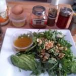 Salad & Dressing Done