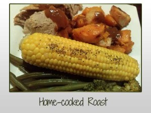 Homecooked Roast