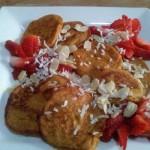 Sweet Potato Pancakes Preparation