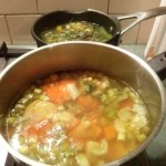 Veggie Soup - Stove