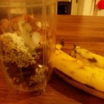 Sticky Date Banana Muffins