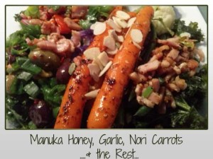 manukahoney-garlic-carrots
