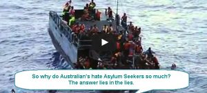Australians Reverse Refugee Journey (What is life really like for refugees)