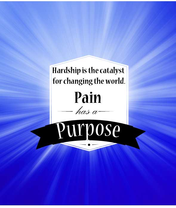 Pain has a Purpose
