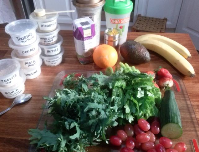 July 30th Green Smoothie