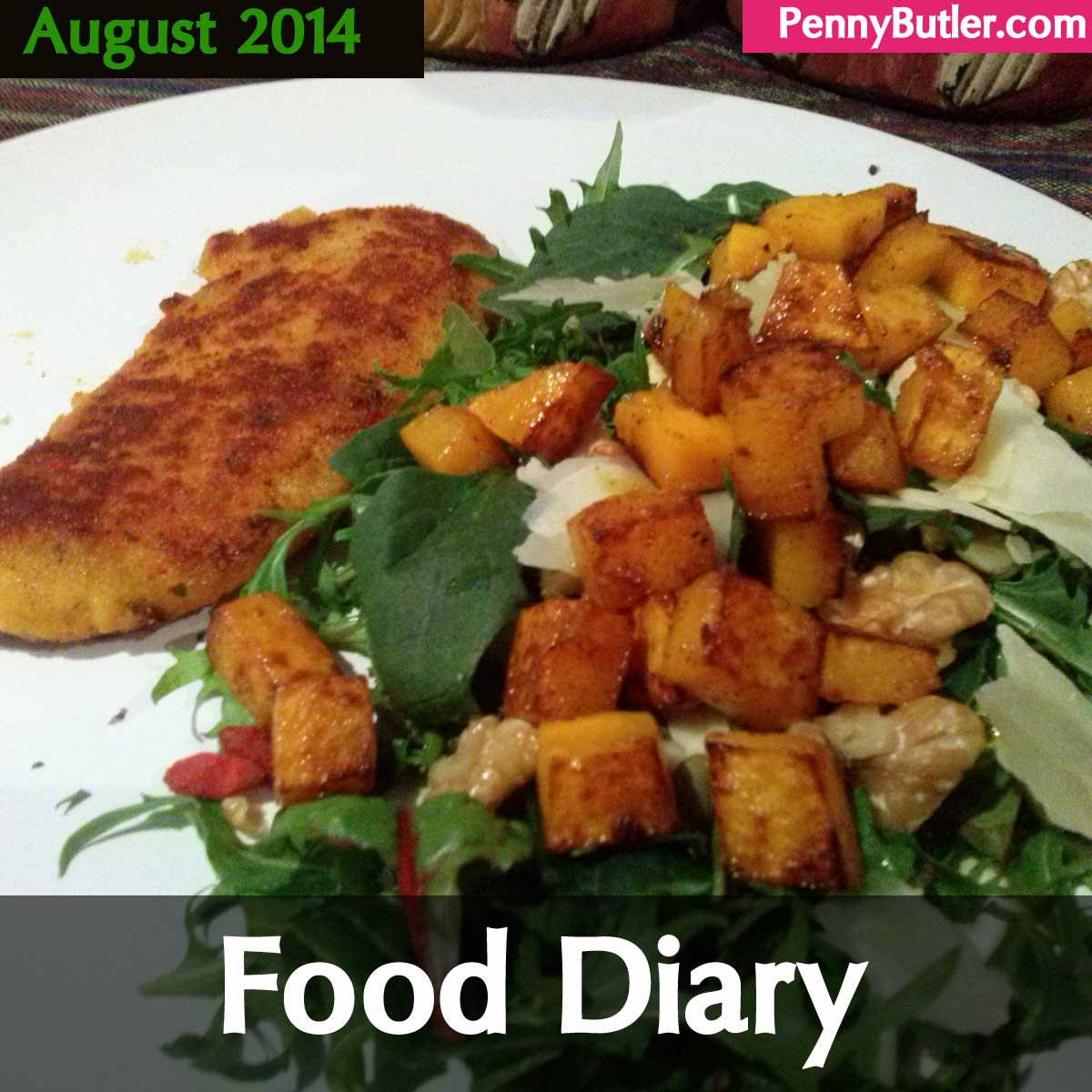 August Meals