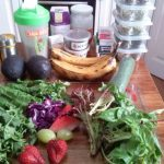 Turmeric, Chia Seed, Coconut Water, Coconut Oil, Zeolite, Black seeds, Avocados, Bananas, Cucumber, Silverbeet, Rocket, Red Cabbage, Watermelon, Grapes, Strawberries, Mixed Lettuce, Hemp, Dandelion, Marshmallow, Moringa, Maca, NAC, Nettle, Cacao, Blueberries, Ginger, Licorice, Yarrow, Elderflower, Peppermint