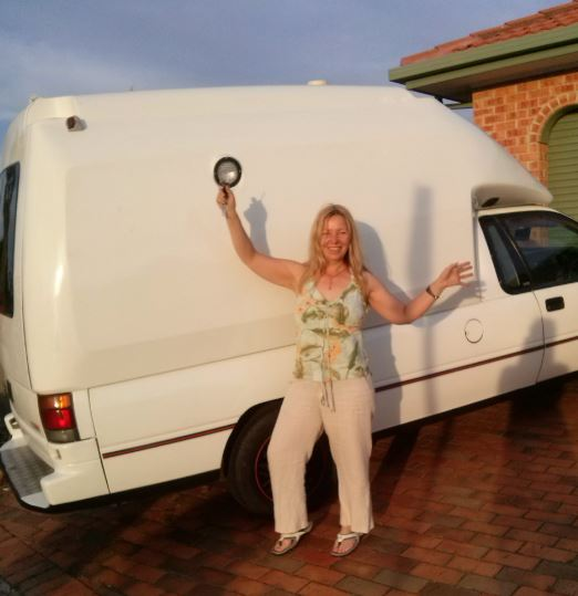 "Meet Home-R – My new ""Home – Ahh""… on Wheels!"