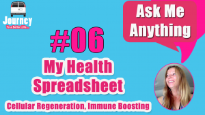 QA #6 – How I Boost my Immunity & Regenerate my Cells