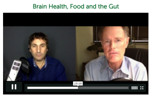 Brain Health, Food and the Gut ~ Dr. David Perlmutter [Notes]