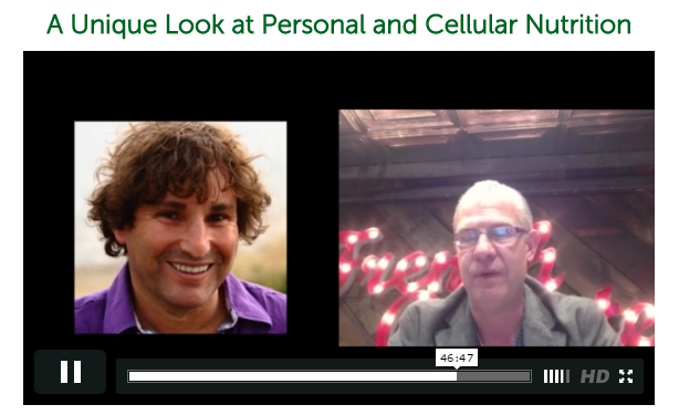 A Unique Look at Personal and Cellular Nutrition ~ Dr. Jack Kruse [Notes]