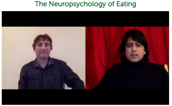 The Neuropsychology of Eating ~ Dr. Srini Pillay [Notes]