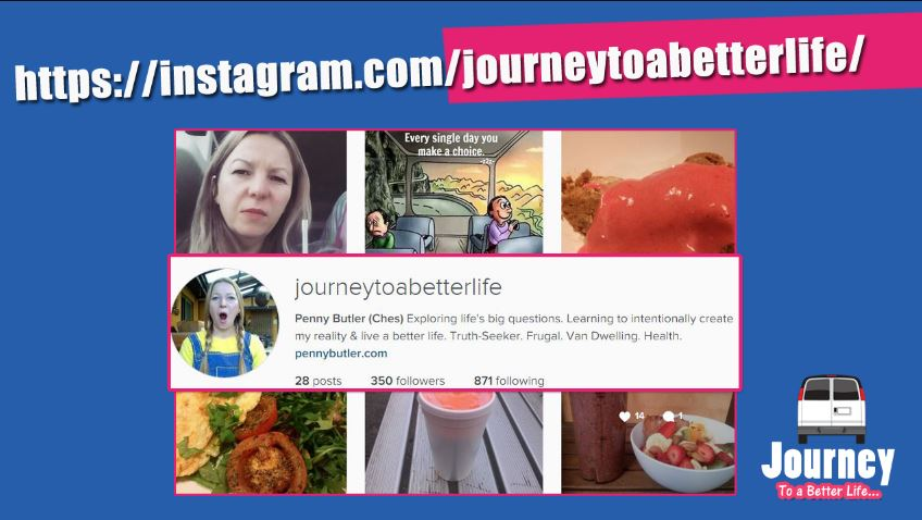 I finally have Instagram [Self-Love, Health, Van Life] [Video]