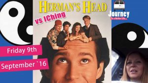IChing vs Herman's Head – guidance in your pocket