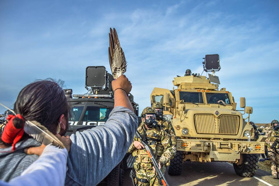 Standing Rock – hope for humanity