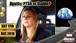 Apathy, PTSD, Depression or Stability?