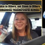 Debunking one of my Thunderstorm Asthma theories
